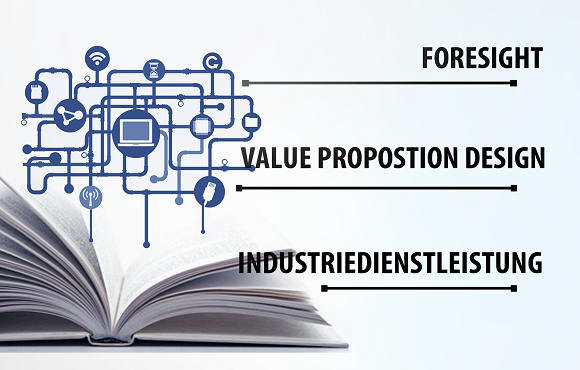 Zukunftszenarien für einen Industrieanbieter
